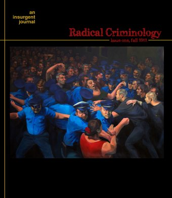 Radical Criminology - Issue One (Cover)